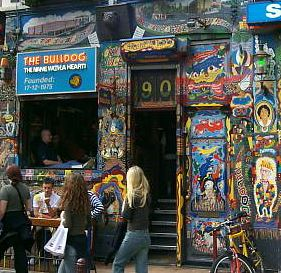 Bulldog Amsterdam Coffeeshops Hip Travel Guide